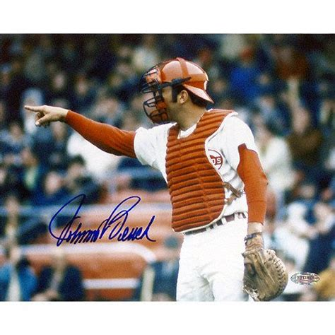 johnny bench baseball player johnny bench my sports favs pinterest