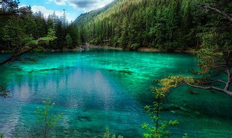 La Lago by El Misterio Lago Verde De Gr 252 Ner See