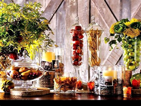 fall table decorations easy autumn leaves decorations fall table decorating ideas