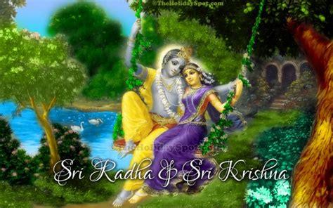 sri radha  sri krishna wallpapers  theholidayspot