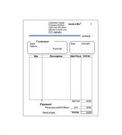 excel tax invoice template invoice template with value added tax 8 free word