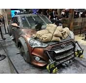 Hyundai Veloster Turbo El Arma Anti Zombis  Blog De