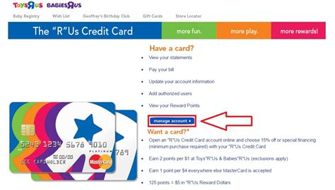 toys r us credit card make a payment toys r us credit card member services infocard co