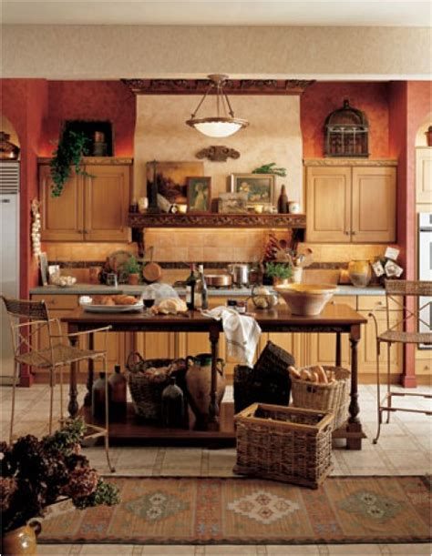 italian inspired decor tuscan kitchen ideas room design inspirations