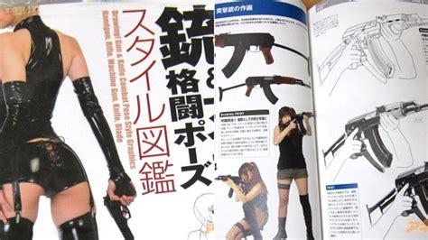 friday knife gun club books show improper gun and knife use kotaku australia