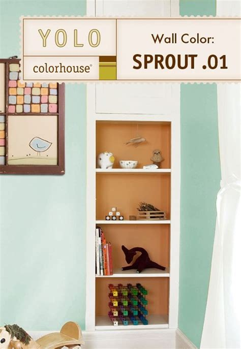 inspired eggshell interior paint sprout 01 quart home improvement