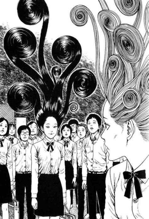 junji ito uzumaki junji ito comics