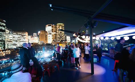 Top Ten Bars In Sydney by The Ten Best Rooftop Bars In Sydney Concrete Playground
