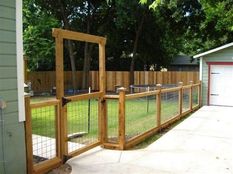 Garden Fence Ideas For Dogs Pinterest The World S Catalog Of Ideas