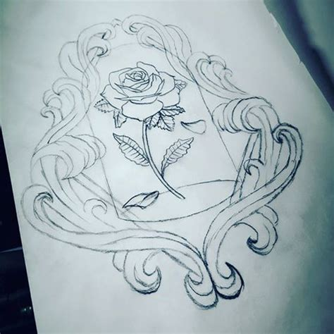 beauty and the beast tattoo designs sketch for new design and the beast