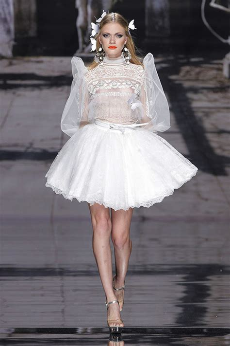 Frock Horror Of The Week Catwalk 2 by Yolancris Couture Wedding Dresses Line By Yolancris At