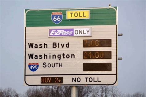 Tag: I-66 tolls | WTOP I 66 Hov Hours Inside The Beltway