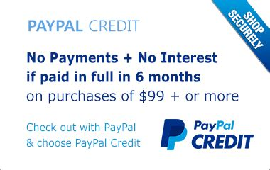 how to make paypal without credit card paypal credit option soltech security