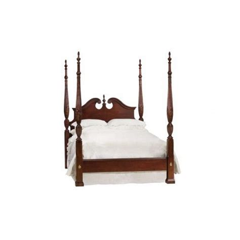 rice beds kincaid 60 137p carriage house broken pediment rice bed