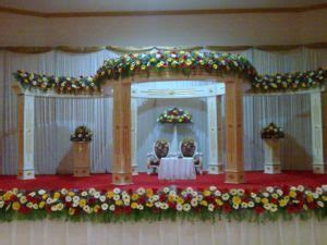 Event Management & Stage Decoration in Pathanamthitta