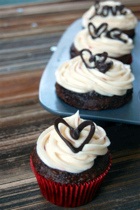 Chocolate Cupcake Decorations by How To Small Batch Cheese Frosting Chocolate