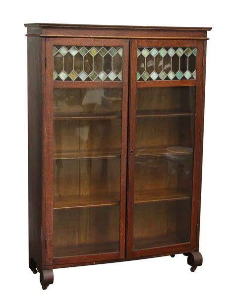 rolling bookshelves rolling stained glass bookcase olde things