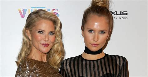 Christie Brinkley Gets Emergency Surgery by Christie Brinkley S Sailor Named Si Swimsuit