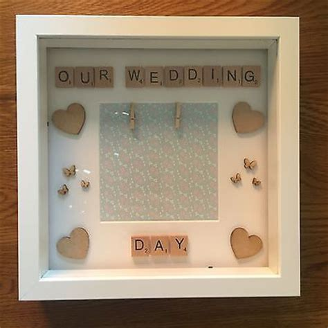 Wedding Box Frame by The 25 Best Scrabble Frame Ideas On Box