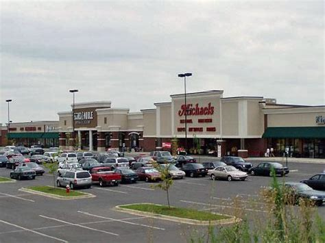 mall park shopping center robbins properties