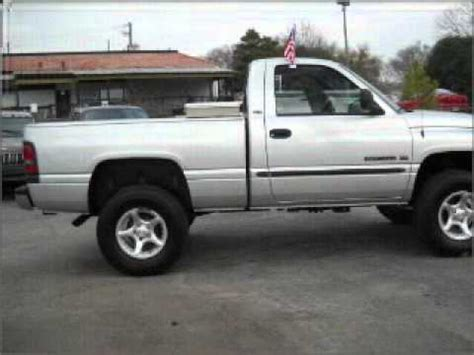 2001 dodge ram single cab 2001 dodge ram 1500 regular cab gainesville ga