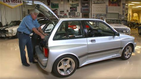 Ford Shogun Festiva by Leno S Nitrous Boosted 89 Ford Shogun Is The