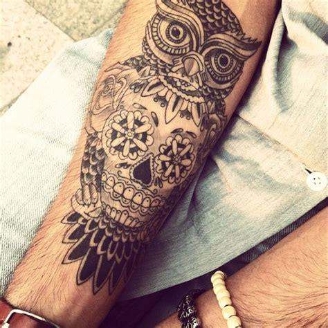 190 best tattoos art images owl sugar skull design 10 popular