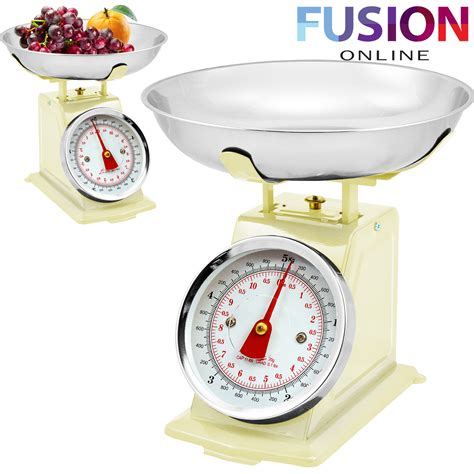 traditional kitchen weighing scales 5 kg traditional weighing kitchen scale bowl retro scales