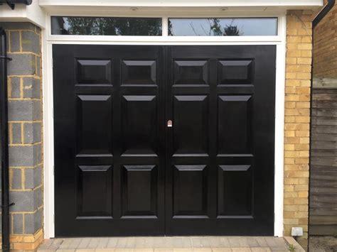 side hinged garage doors prices garage doors bracknell berkshire garage doors