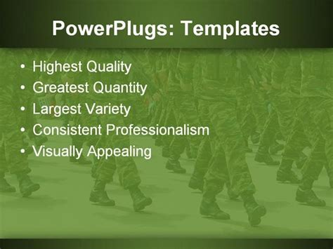 Powerpoint Templates Free Military | military powerpoint template business template