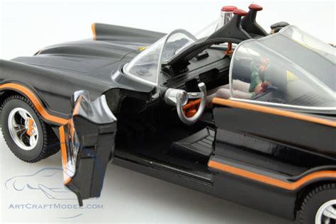 Jadatoys 1 32 2016 Batmobile batmobile with batman and robin figure classic tv serie 1966 toys 98259 ean 801310982594