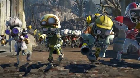 Plants And Zombies Garden Warfare by Co Optimus News Check Out A New Plants Vs Zombies