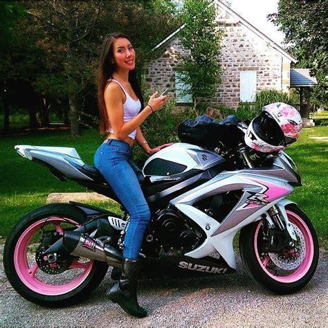 imagenes mujeres y motos las mujeres por instinto son bonitas pero una que le