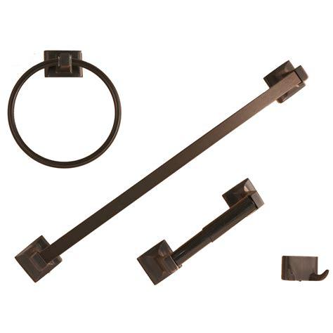 kmart bathroom accessories rubbed bronze finish bathroom accessories kmart