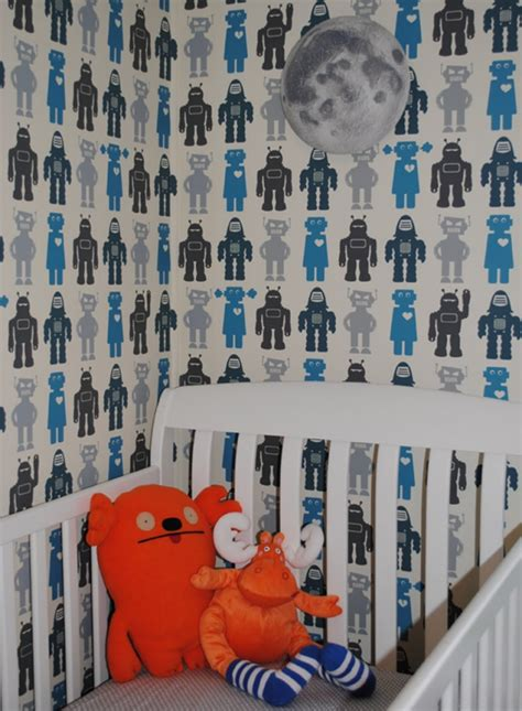 25 id 233 es papier peint pour d 233 corer la chambre d enfant