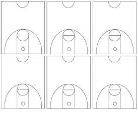 Basketball Playbook Template by Best Photos Of Blank Basketball Playbook Template