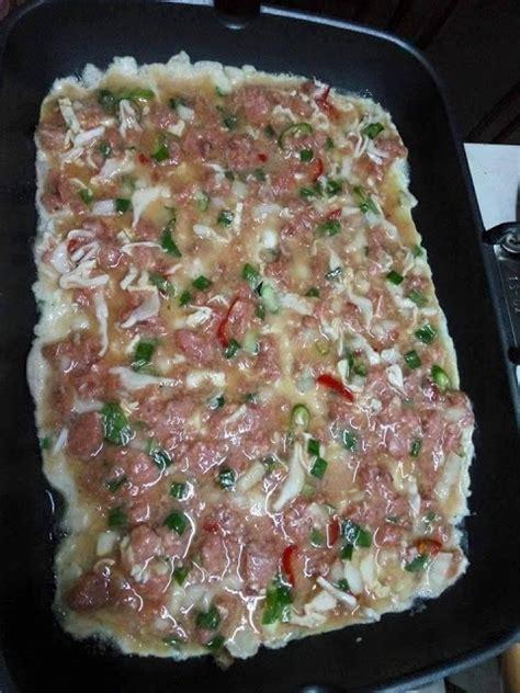 cara membuat roti john cheese resepi roti john dengan menggunakan roti gardenia jom