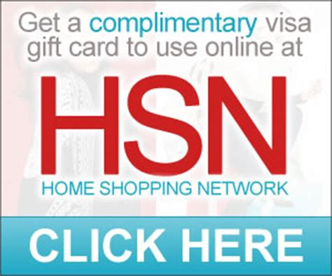 Where Can I Buy Hsn Gift Cards - free shopping gift card giveaways win a shopping spree shop for free