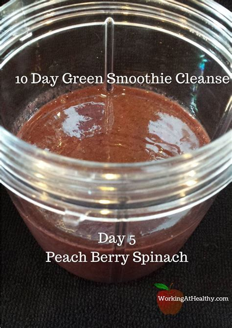 10 Day Detox Berry Smoothie by 28 Best 10 Day Green Smoothie Cleanse Images On