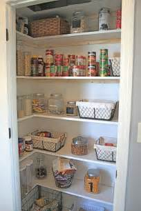 diy new pantry shelving organization