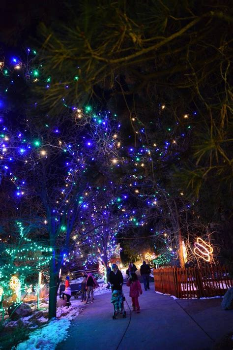 light displays colorado springs 12 best light displays in colorado 2016