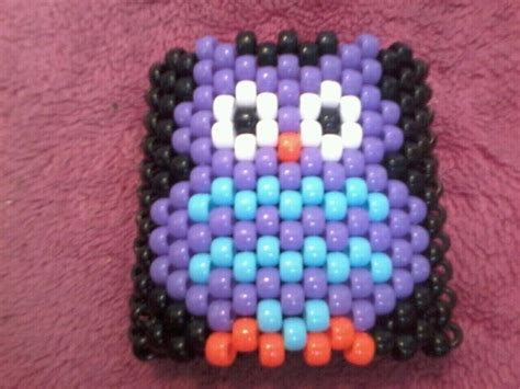 pony bead owl pattern 17 best images about kandi ideas on jewelry