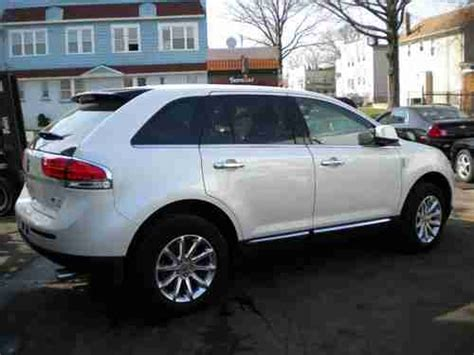 auto body repair training 2011 lincoln mkx user handbook find used 2011 lincoln mkx base sport utility 4 door 3 7l in linden new jersey united states