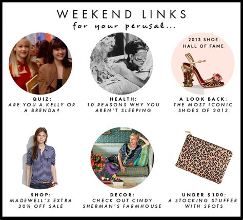 Weekend Links by Weekend Links Luella June