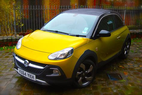 vauxhall adam vauxhall adam rocks air review driving torque