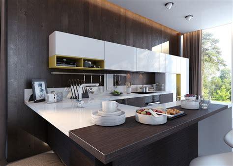 Cocinas Con Contraste Dise 241 Os Y Fotos Para Inspirarte Boston Kitchen Designs 2