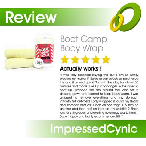 Verseo Detox Wrap Reviews by Wraps Uk Slimming Solutions