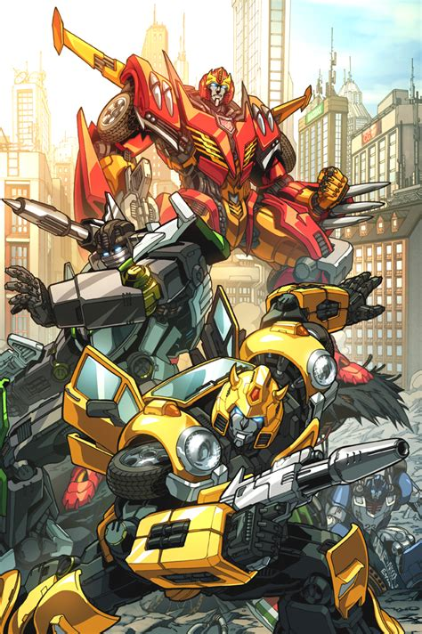 idw autobots by markerguru on deviantart