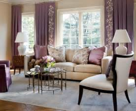 Curtains That Go With Beige Walls Designs Decor Your Living Room With Purple Hues