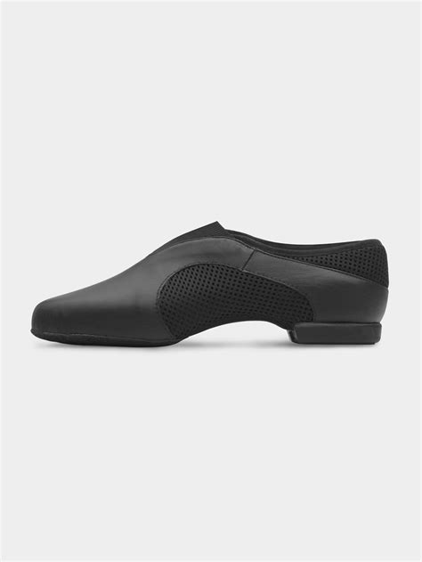 free shipping quot flow quot slip on jazz shoe by bloch